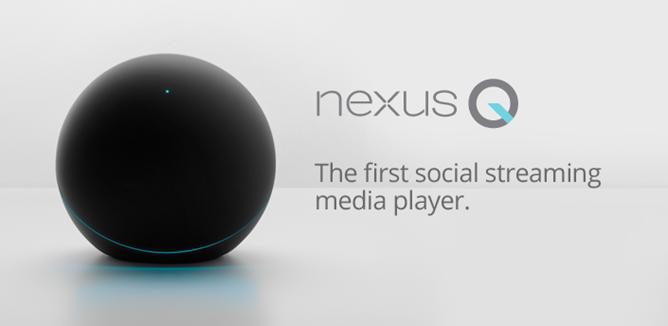 Google presenta il Nexus Q, il primo media player sociale [UPDATE - SPECIFICHE TECNICHE]