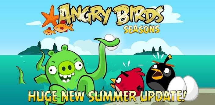 Angry Birds Seasons si aggiorna con 30 nuovi livelli