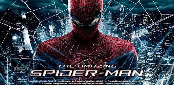 The Amazing Spider-Man disponibile sul Play Store