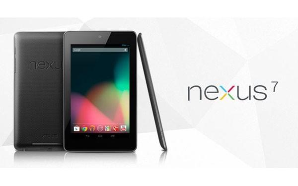 Il Nexus 7 16 GB è di nuovo disponibile sul Play Store