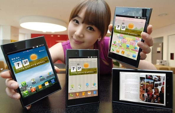 LG Optimus Vu disponibile su Expansys a 449€