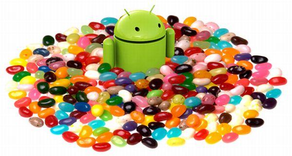 Android 4.1.1 Jelly Bean: novità per la recovery ufficiale