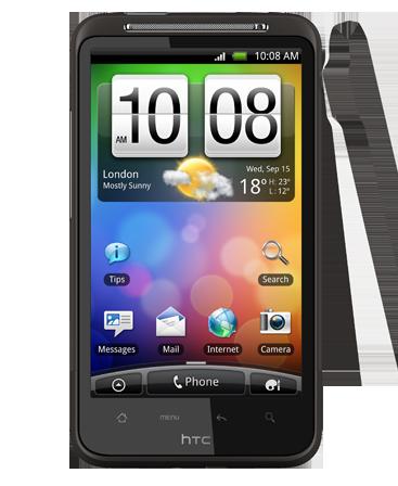 HTC spiega il perchè del mancato aggiornamento ad Ice Cream Sandwich di Desire HD