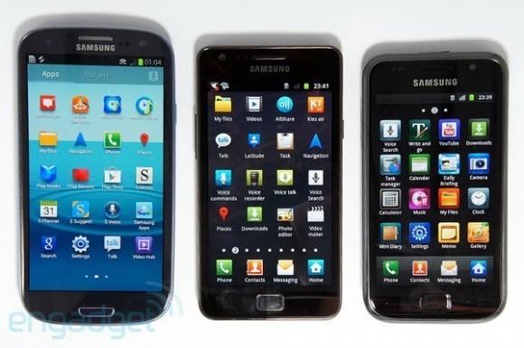 Famiglia Galaxy: quale smartphone Samsung ha il miglior display?