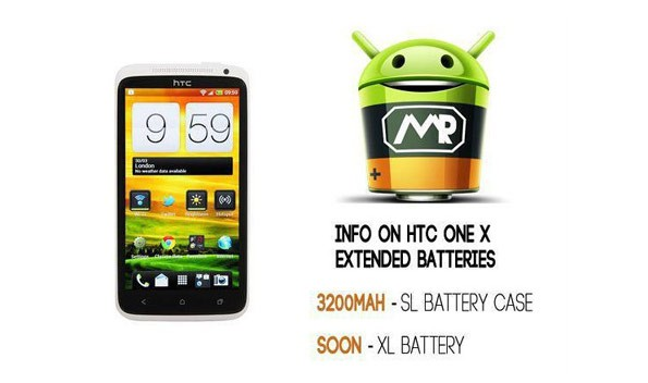 In arrivo le batterie estese Mugen per HTC One X