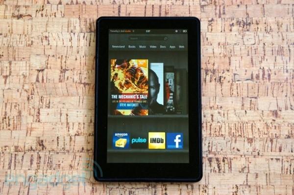 Nuove informazioni per il Kindle Fire 2