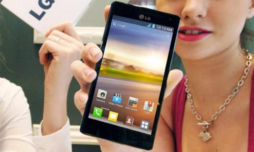 Disponibile un nuovo aggiornamento per LG Optimus 4X HD