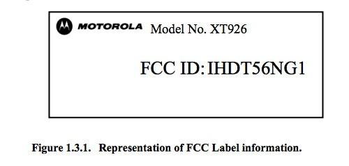 Motorola Droid RAZR HD in fase di approvazione dalla FCC