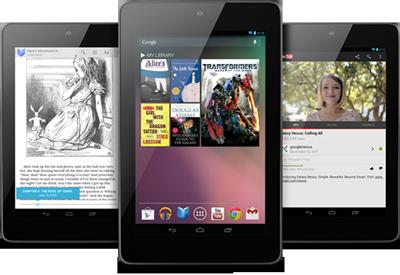 Google ci aiuta a configurare il Nexus 7 [VIDEO - UPDATE]