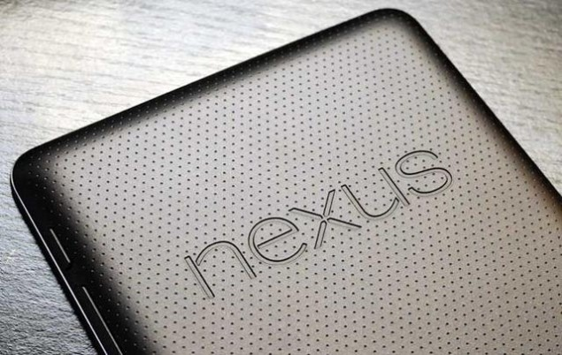 Google Nexus 7, un nuovo studio
