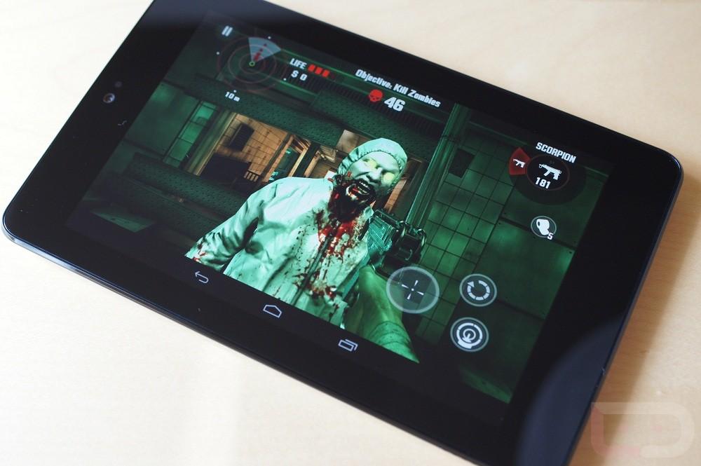 Gameloft ottimizza i suoi titoli per il Nexus 7