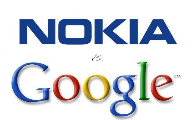 Google vorrebbe intervenire in difesa di HTC contro Nokia