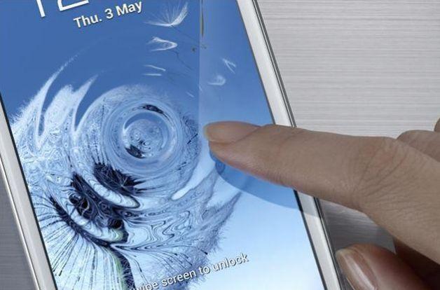 Samsung Galaxy S3 : scoperta vu