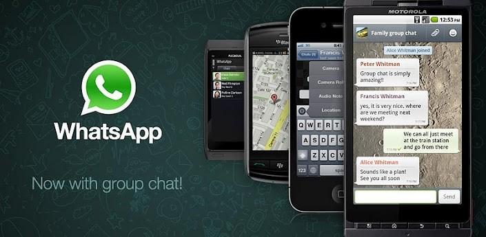 WhatsApp Beta: nuovo aggiornamento porta il tema Holo