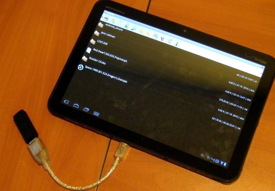 Paragon permette la lettura di ogni unità esterna su Android