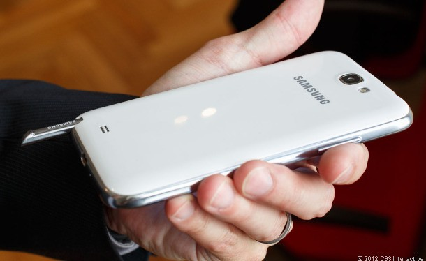 Samsung Galaxy Note II: pre-ordine su Expansys a 659€