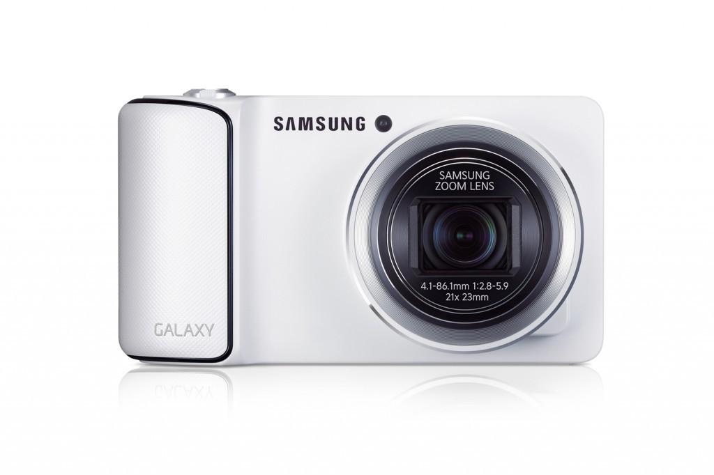 Samsung presenta la Galaxy Camera [IFA 2012]