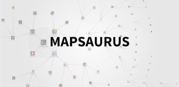 Mapsaurus: ottimo app finder alternativo