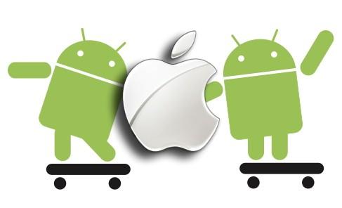 Android domina il mercato mondiale con il 64 % di share nel Q2