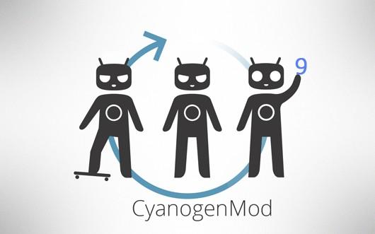 CyanogenMod 9: inizia il rilascio per i dispositivi supportati