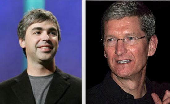 Google ed Apple si tendono la mano in segno di pace? [UPDATE]