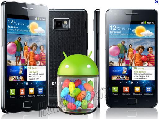 Confermato: il Galaxy S II riceverà Jelly Bean tra Settembre e Ottobre