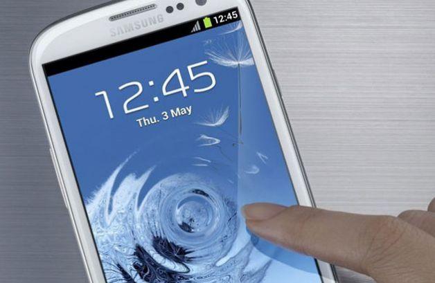 Samsung Galaxy S3: nuovo aggiornamento del peso di 1 MB