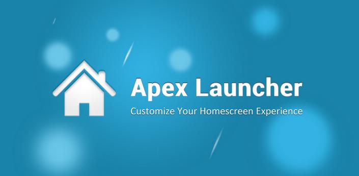 Apex Launcher riceve una nuova versione beta