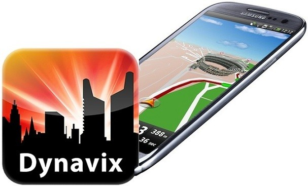 Dynavix  : nuovo navigatore per Android