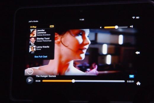 """Tecnologia """"X-Ray"""" per i nuovi Kindle Fire : ma cosa è ?"""