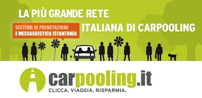 Carpooling per Android si aggiorna alla versione 2.0.1 sul Google Play Store
