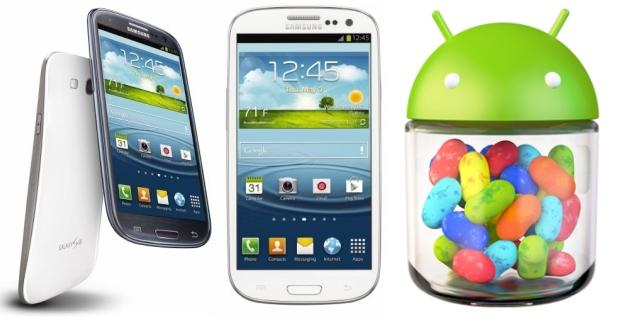 Samsung Galaxy S III: le novità di Jelly Bean in due video