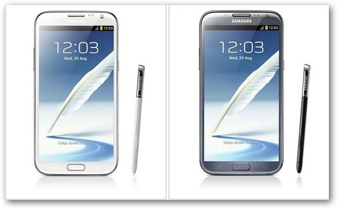 Samsung Galaxy Note 2 arriva sul listino di ePrice a soli 536€