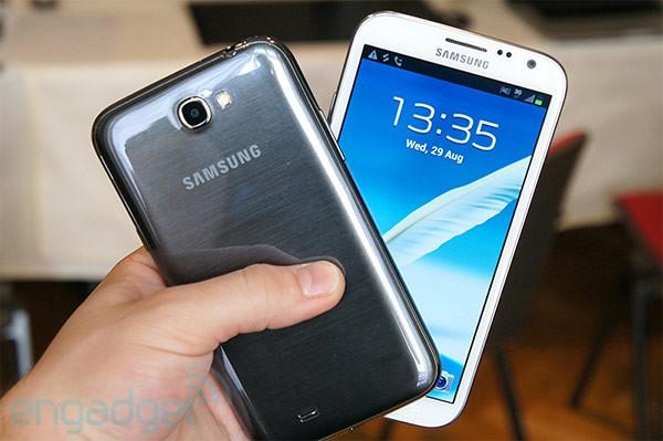 Galaxy Note 2: confermata l'assenza della matrice PenTile