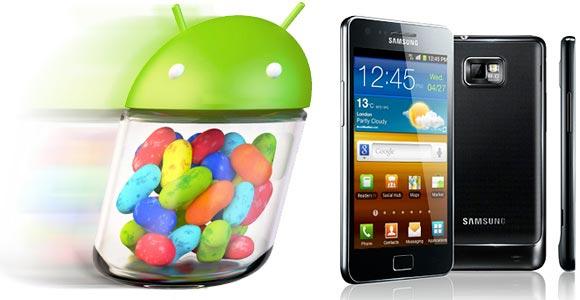 Samsung Galaxy S II no-brand: iniziato il roll-out di Android 4.1.2 [UPDATE: Download firmware]