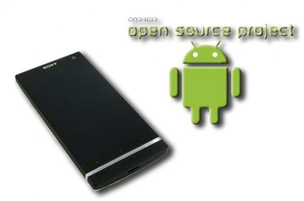 AOSP : Sony rende pubblico il codice binario di Xperia S