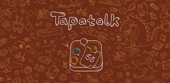 Tapatalk: disponibile la versione 2.3.0 sul Google Play Store