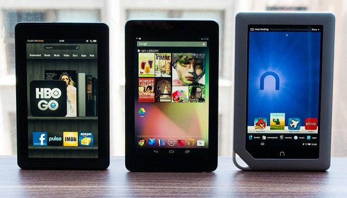 Negli USA i tablet Android guadagnano terreno: quota degli iPad quasi raggiunta!