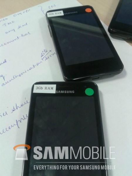 Samsung vuole produrre device dotati di 3 GB di memoria RAM