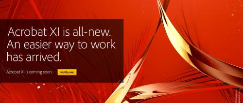 Adobe Reader XI arriverà presto sui tablet Android portando moltissime novità