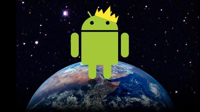 Android è cresciuto del 79% nel 2013, iOS perde terreno