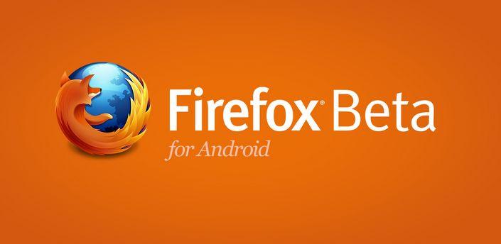 Mozilla rilascia Firefox 18 Beta per Android