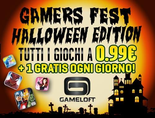 Gameloft, parte la promozione di Halloween: giochi a 0,99€ e gratis