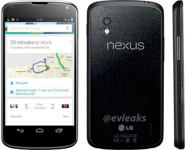 LG Nexus 4: ecco la pagina di supporto sul sito ufficiale