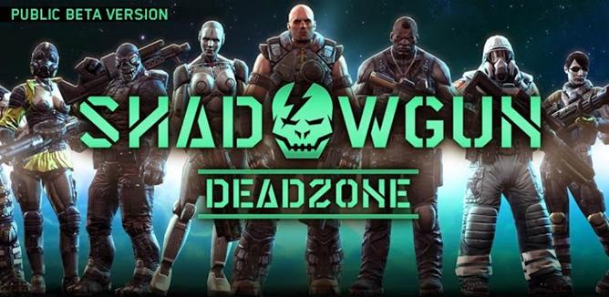 La beta di Shadowgun: DeadZone sbarca sul Play Store!