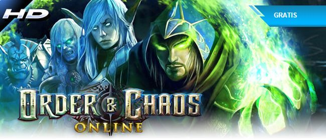 Gameloft Gamers Fest Halloween: il 1° gioco gratis è Order & Chaos