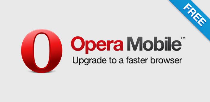 Opera Mobile: ecco la versione 12.1 con supporto X86