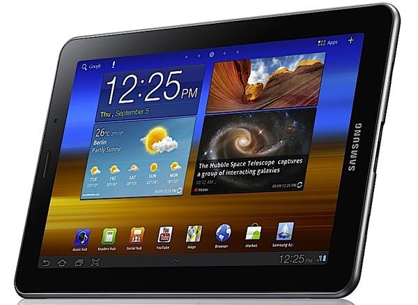 Galaxy Tab 7.7 Wi-Fi in offerta su Expansys Italia a 279€