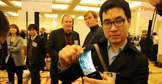 Samsung: i display flessibili YOUM pronti entro la fine dell'anno?