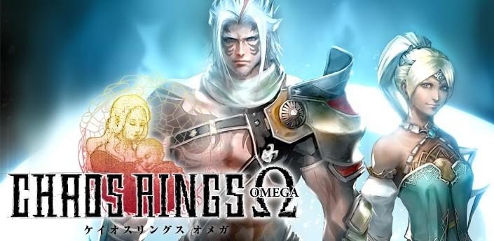 Chaos Rings Omega di Square Enix disponibile sul Play Store
